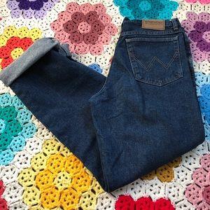 VTG 80s Wrangler Mom Jeans